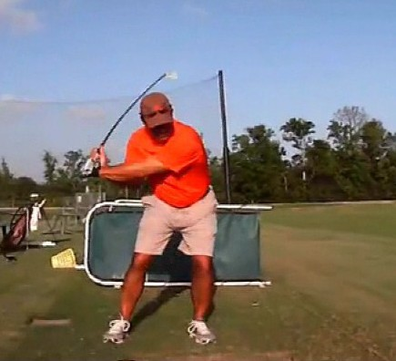 Ben Hogan, Lee Comeaux, and the Right Hand Hit